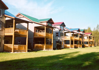 Coppersprings 19-Unit Ski Chalets