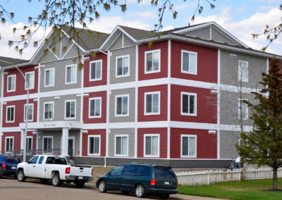 Canora Place 3-Storey Housing
