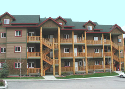 Kimberley Ridge 3-Storey Lodges