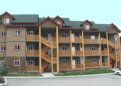 Kimberley Ridge 3-Storey Lodges