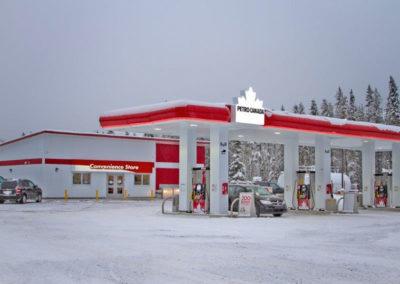 Petro Canada Convenience Store