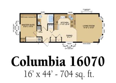 Columbia 16070