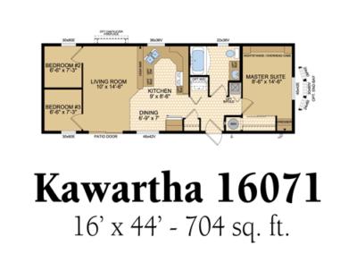 Kawartha 16071