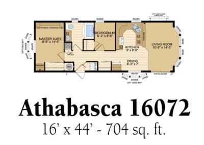Athabasca 16072