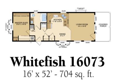 Whitefish 16073