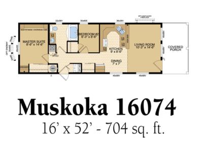 Muskoka 16074