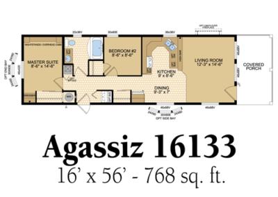 Agassiz 16133