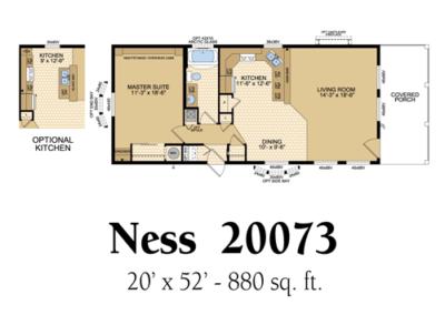 Ness 20073