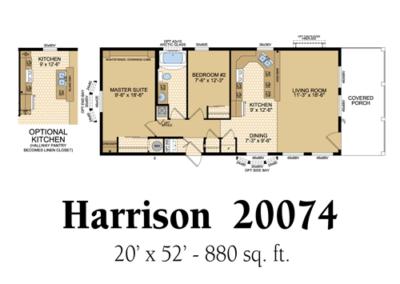 Harrison 20074