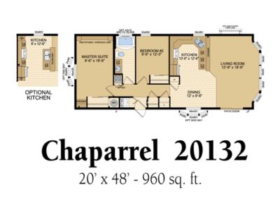 Chaparrel 20132