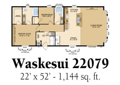 Waskesui 22079