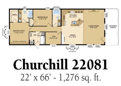 Churchill 22081