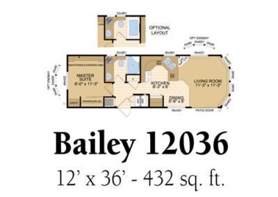 Bailey 12036