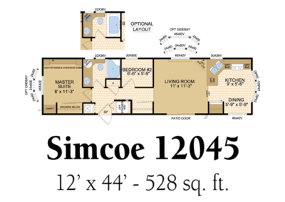 Simcoe 12045