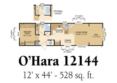 O'Hara 12144