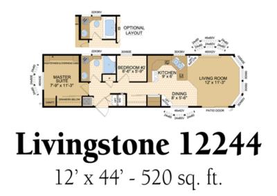Livingstone 12244