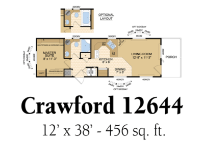 Crawford 12644