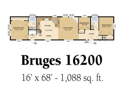 Bruges 16200