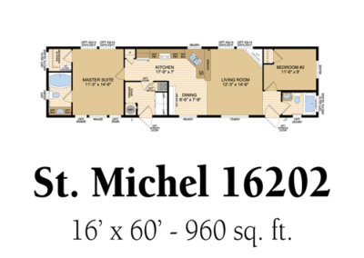 St. Michel 16202