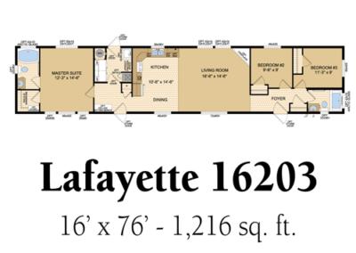 Lafayette 16203