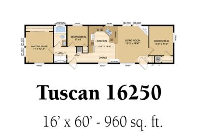 Tuscan 16250