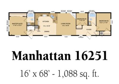 Manhattan 16251