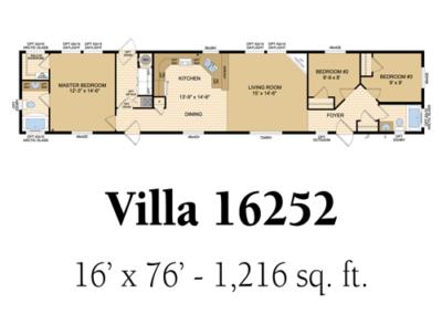 Villa 16252