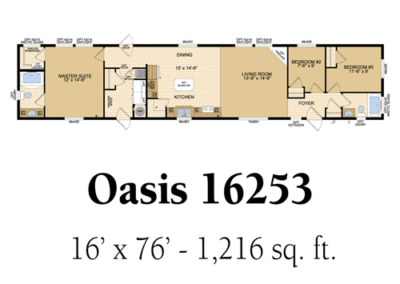 Oasis 16253