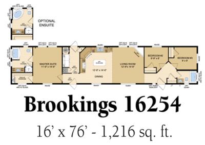 Brookings 16254