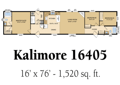 Kalimore 16405
