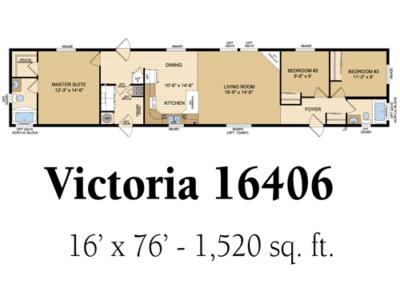 Victoria 16406