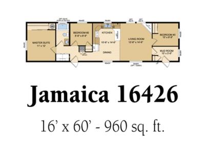 Jamaica 16426