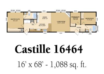 Castille 16464