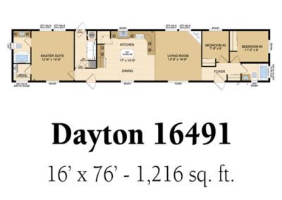Dayton 16491