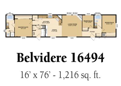 Belvidere 16494