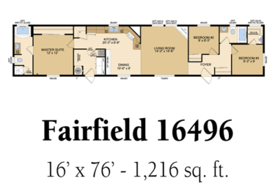 Fairfield 16496