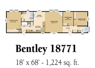 Bentley 18771