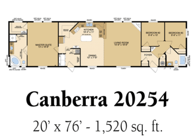 Canberra 20254