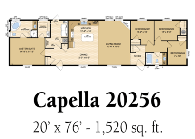 Capella 20256