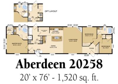 Aberdeen 20258