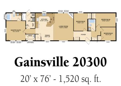 Gainsville 20300