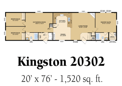 Kingston 20302