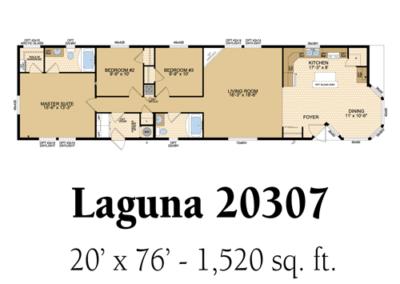 Laguna 20307