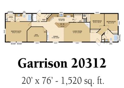 Garrison 20312