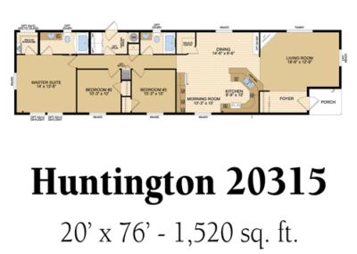 Huntington 20315
