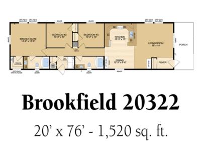 Brookfield 20322
