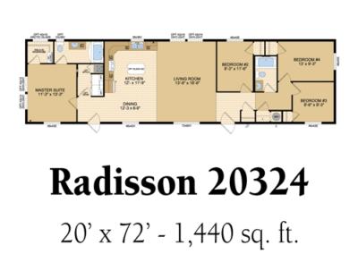 Radisson 20324