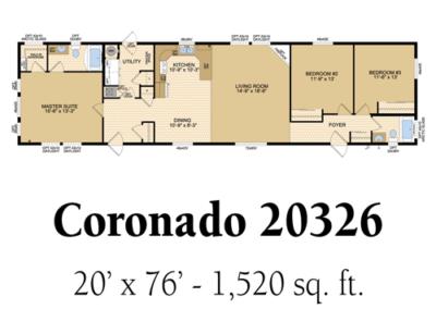Coronado 20326