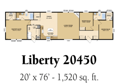 Liberty 20450