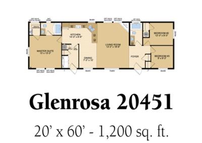 Glenrosa 20451